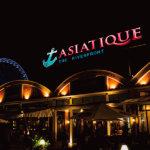 アジア最大級のナイトマーケット!バンコクの「アジアティーク・ザ・リバーフロント」