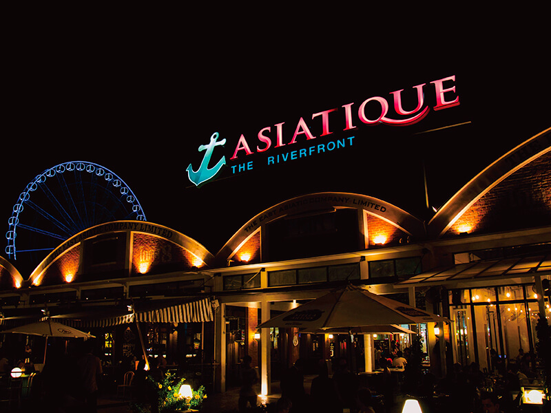 アジアティーク Asiatique