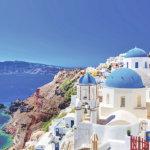 一生に一度は絶対に訪れたい!エーゲ海に煌めく美しすぎる島「サントリーニ島」