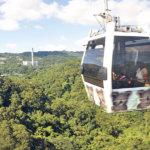 台湾ローカルに大人気の観光地「猫空」のロープウェイがアトラクションみたいでめっちゃ楽しい!!