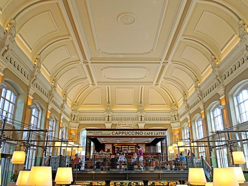 マクドナルド ブダペスト西駅