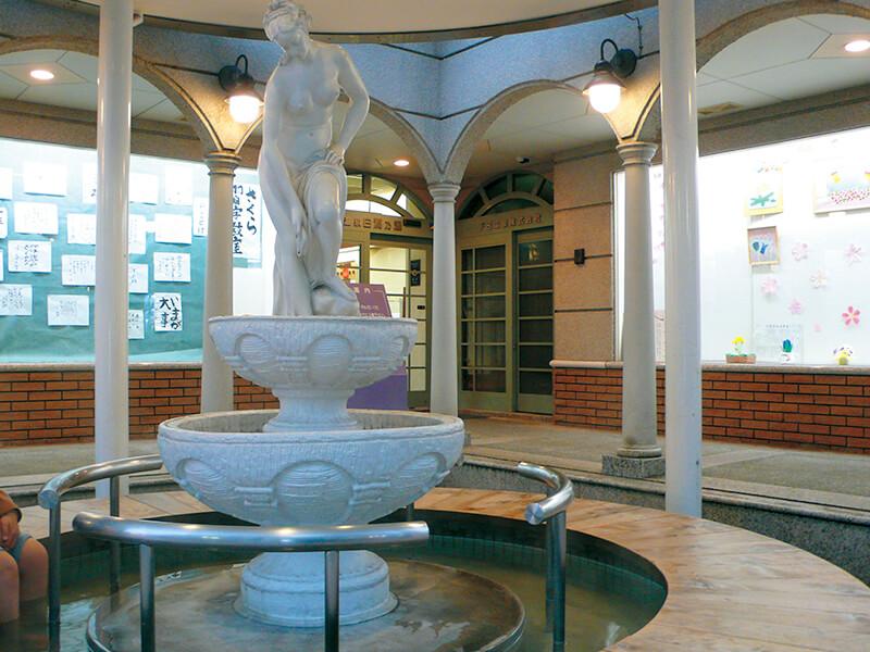 下呂温泉 ビーナスの湯