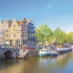 歩いているだけでワクワクが止まらない♪オランダ・アムステルダムの街歩き