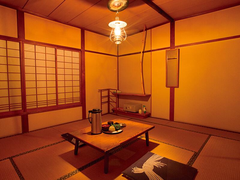 ランプの宿青荷温泉 客室