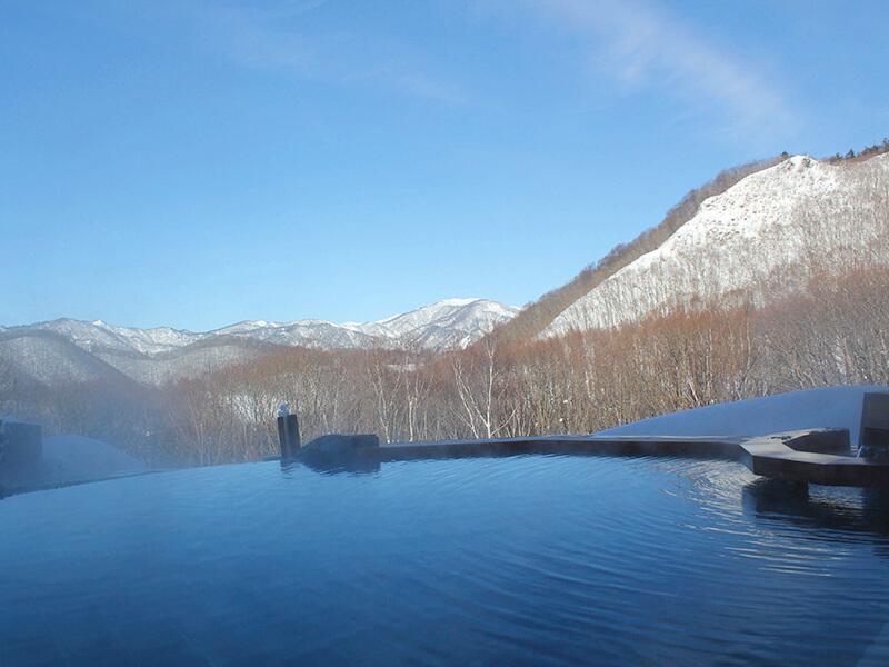 水上高原ホテル200 露天風呂