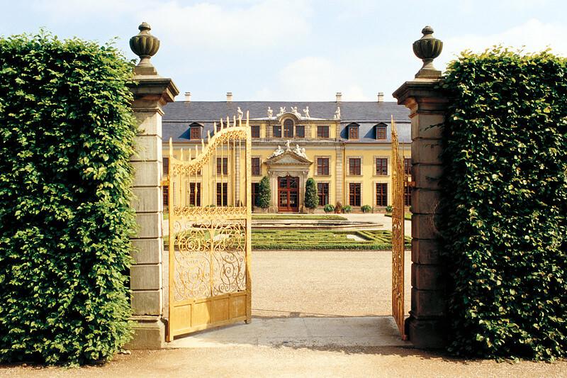 ドイツ_ハノーファー_ヘレンハウゼン王宮