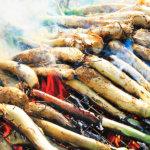 冬のスペイン・バルセロナに行くならおすすめ!季節限定の名物料理「カルソッツ」
