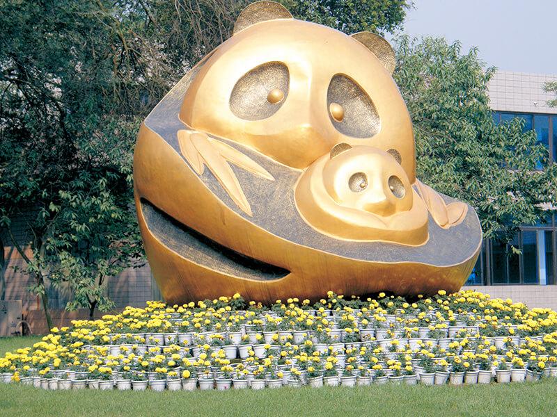 成都パンダ繁育センター