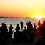 風と波が奏でる巨大な楽器、クロアチアの「海のオルガン」