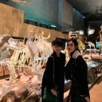 宮田聡子と林田岬優が門司、下関へ。市場や角打ち、美しい皿倉山からの夜景を堪能