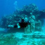 美しい海を守る水中アート!メキシコ・カンクンにある海底美術館がとても素敵☆