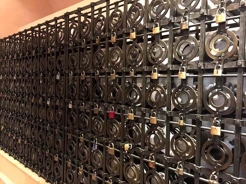マイジョッキのキープ棚