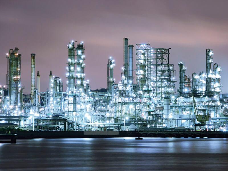 JX日鉱日石エネルギー根岸製油所