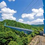 絶景とバンジージャンプを楽しめる!茨城県の竜神大吊橋をご紹介