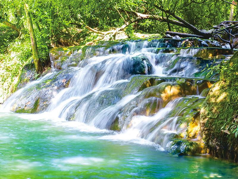 クロントム温泉