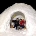 夏菜と柳ゆり菜の冬の新潟旅後編。降り積もった雪で冬のならではの旅を楽しむ!