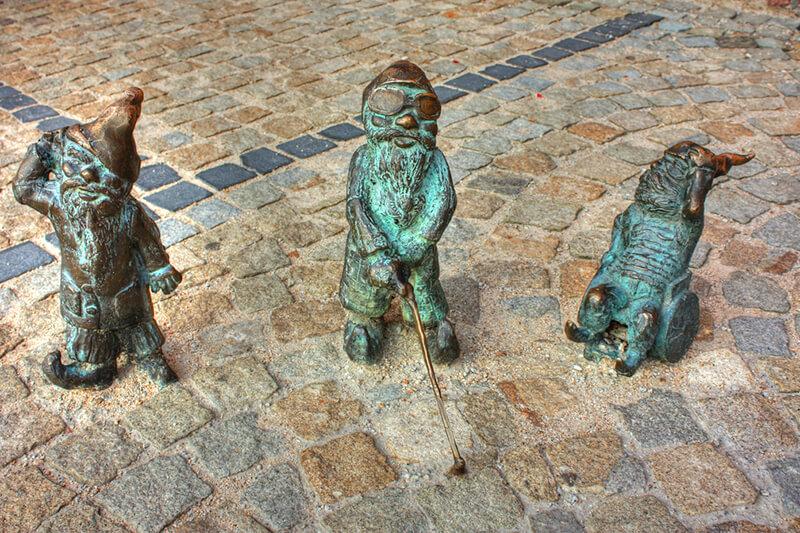 ヴロツワフの小人たち