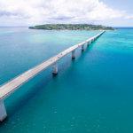 海に浮かぶ風光明媚なパワースポット!沖縄、古宇利島への旅