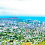 どの時間帯もオススメ!ハワイの絶景を楽しむなら「タンタラスの丘」に行ってみて♪