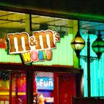 日本にまだない!カラフルなチョコレートM&M'S専門店「M&M'S World」が可愛い!