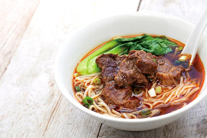 台湾料理・牛肉麺