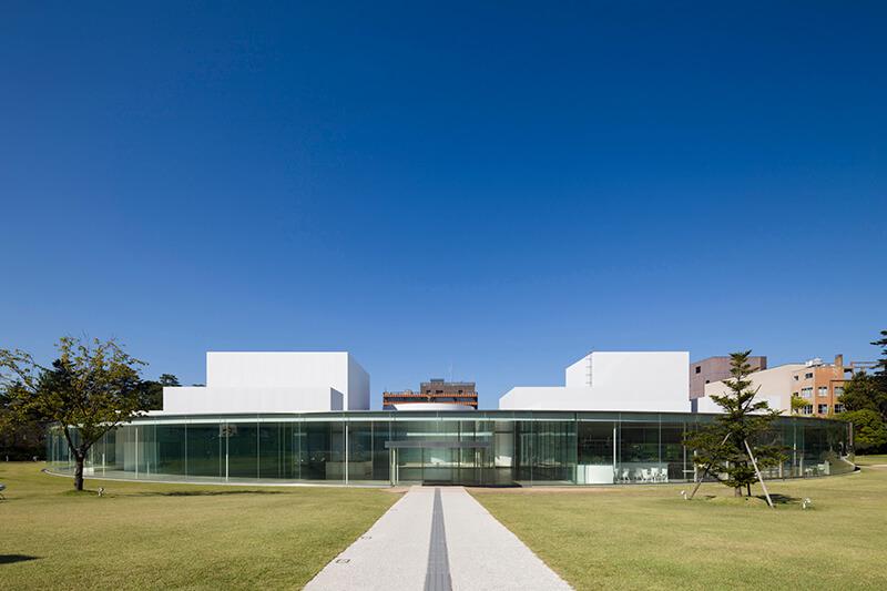 金沢21世紀美術館の外観