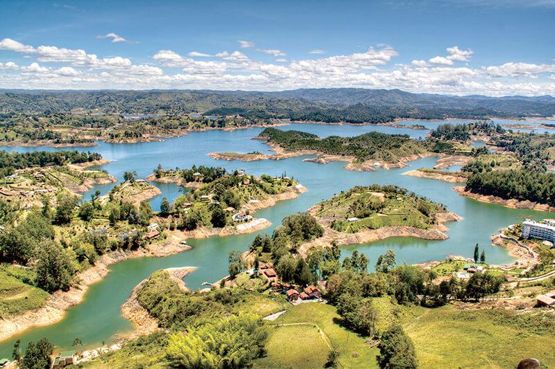 グアタぺ湖