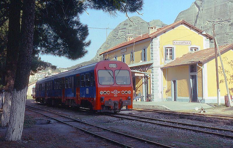 Kalambaka Station