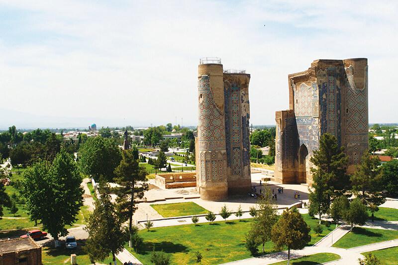 アク・サライ宮殿