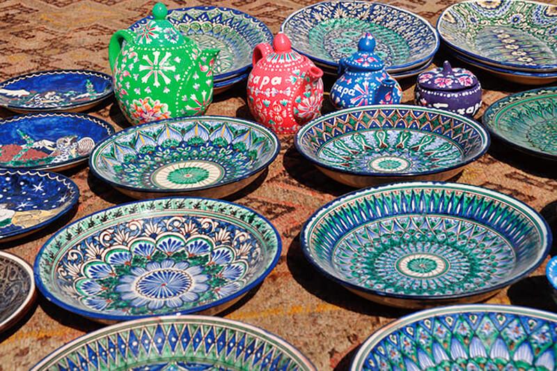 ウズベキスタン土産