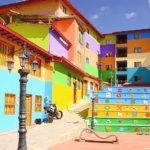 カラフルな街に心はずむ♪コロンビア「グアタペ」への旅
