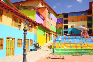グアタペの広場