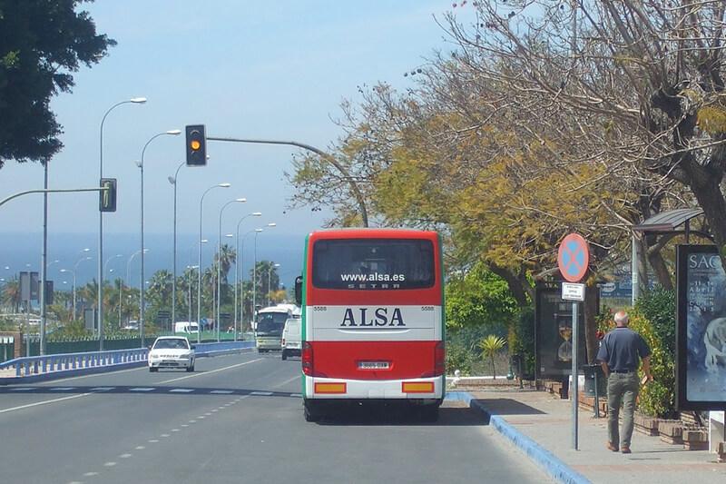 フリヒリアナ バス