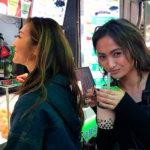 Oggiモデルの香川沙耶と美人トレーナーAYAが台湾へ。九份を体感できる360°VR映像も!