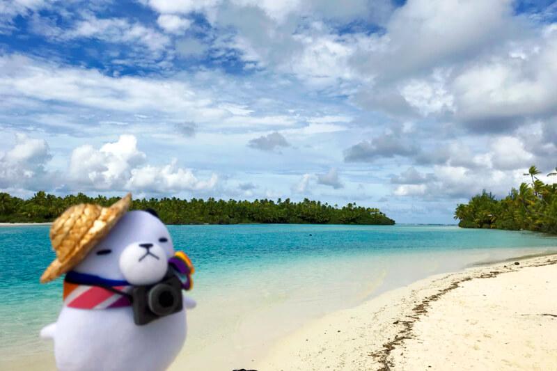 南太平洋の秘宝・クック諸島 ©関西テレビ