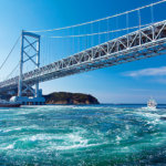徳島県鳴門市へ迫力満点の渦潮を見に行こう!周辺の観光スポットやおすすめグルメもご紹介♪