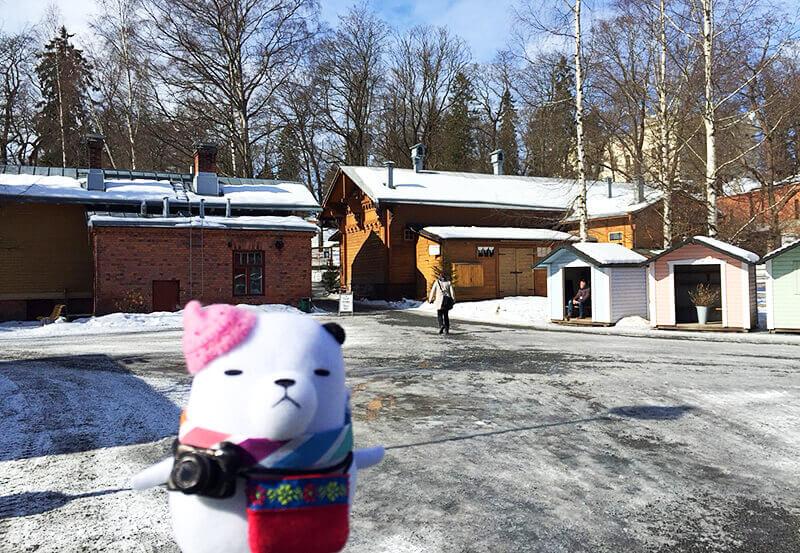 北欧のフィンランド・タンペレ ©関西テレビ