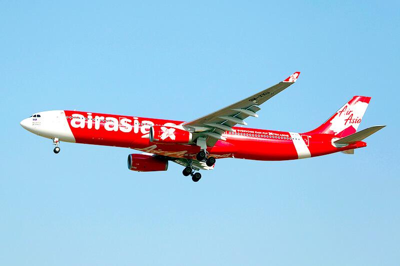 LCCでホノルルへ!エアアジアXの直行便でお得にハワイに行こう♪