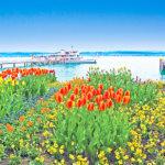 まるで花のパラダイス!南ドイツ・ボーデン湖の大人気リゾート地「マイナウ島」