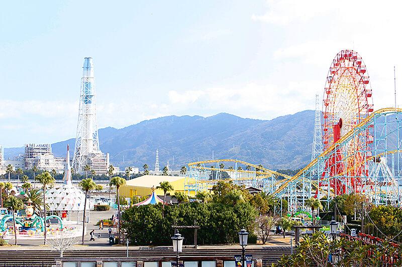 温泉、アトラクション、グルメを満喫♪「和歌山マリーナシティ」で欲張りに楽しもう!
