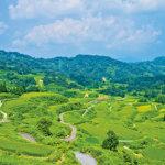 心揺さぶられる日本の原風景。新潟県十日町市にある「星峠の棚田」をご紹介