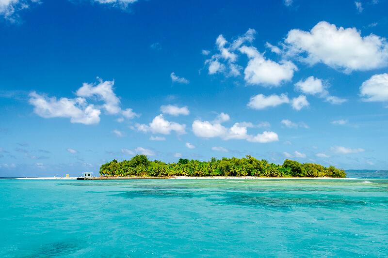 サイパン|マニャガハ島