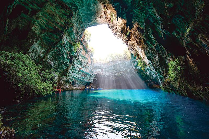 メッサリーニ洞窟