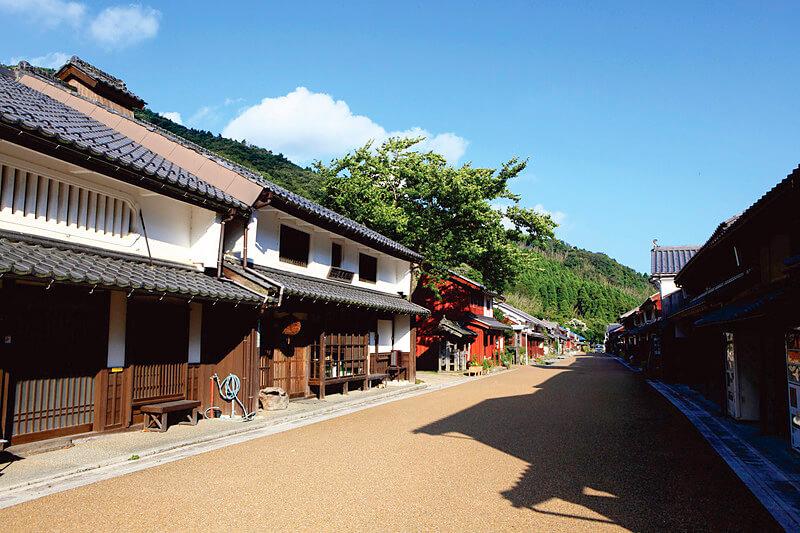 福井県の歴史観光スポット!鯖街道有数の宿場町「熊川宿」をご紹介