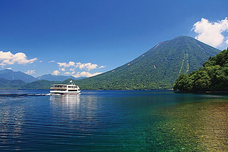 爽やかな陽気にピッタリ!中禅寺湖エリアで初夏の大自然を満喫しよう!