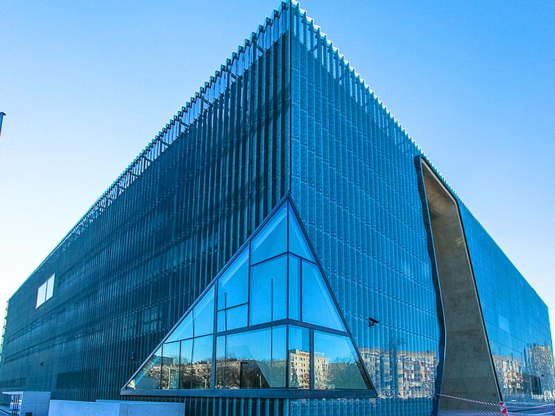 ポーランド ユダヤ人博物館
