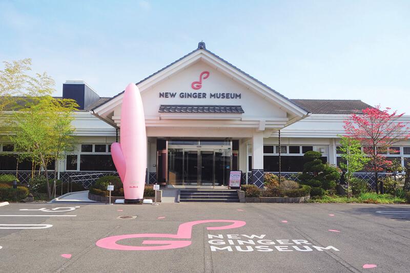 栃木のユニークスポット!「岩下の新生姜ミュージアム」に行ってみよう