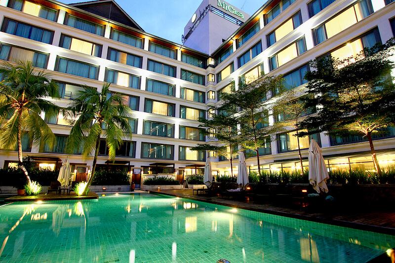 ミカサ オール スイーツ ホテル