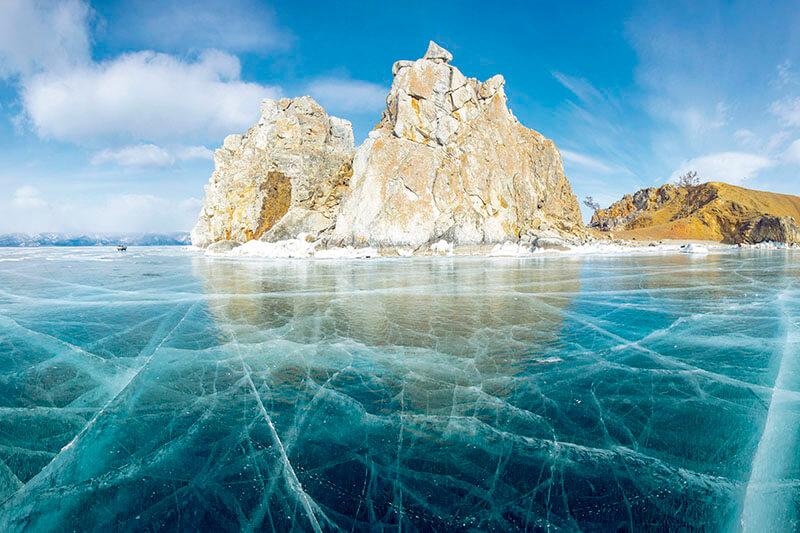 """ロシアの絶景!""""シベリアの真珠""""バイカル湖に一生に一度はいってみたい!"""