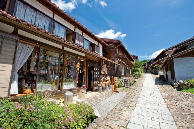 旧中山道ハイキング♪江戸時代のおもかげが残る木曽路・妻籠宿~馬籠宿を行く!